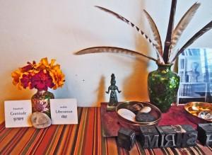 Thanksgiving puja